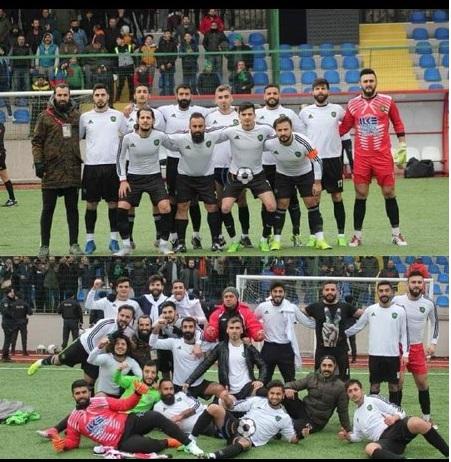 Alibeyköy'deki Livorno,  Ya da Şampiyon Karadolap Spor!