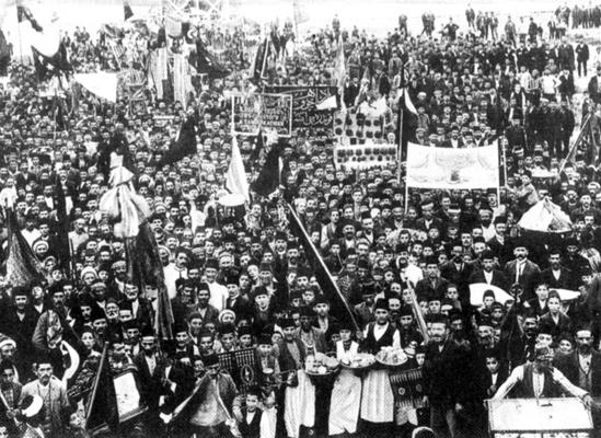 1908 DEVRİMİ VE TEMMUZ GREVLERİ