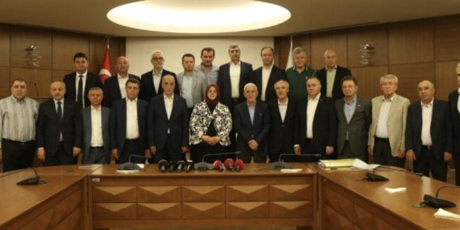 Kamuda Satış Sözleşmesi İmzalandı