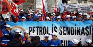 Petrol-İş'te AKP'li Yönetim Yenildi