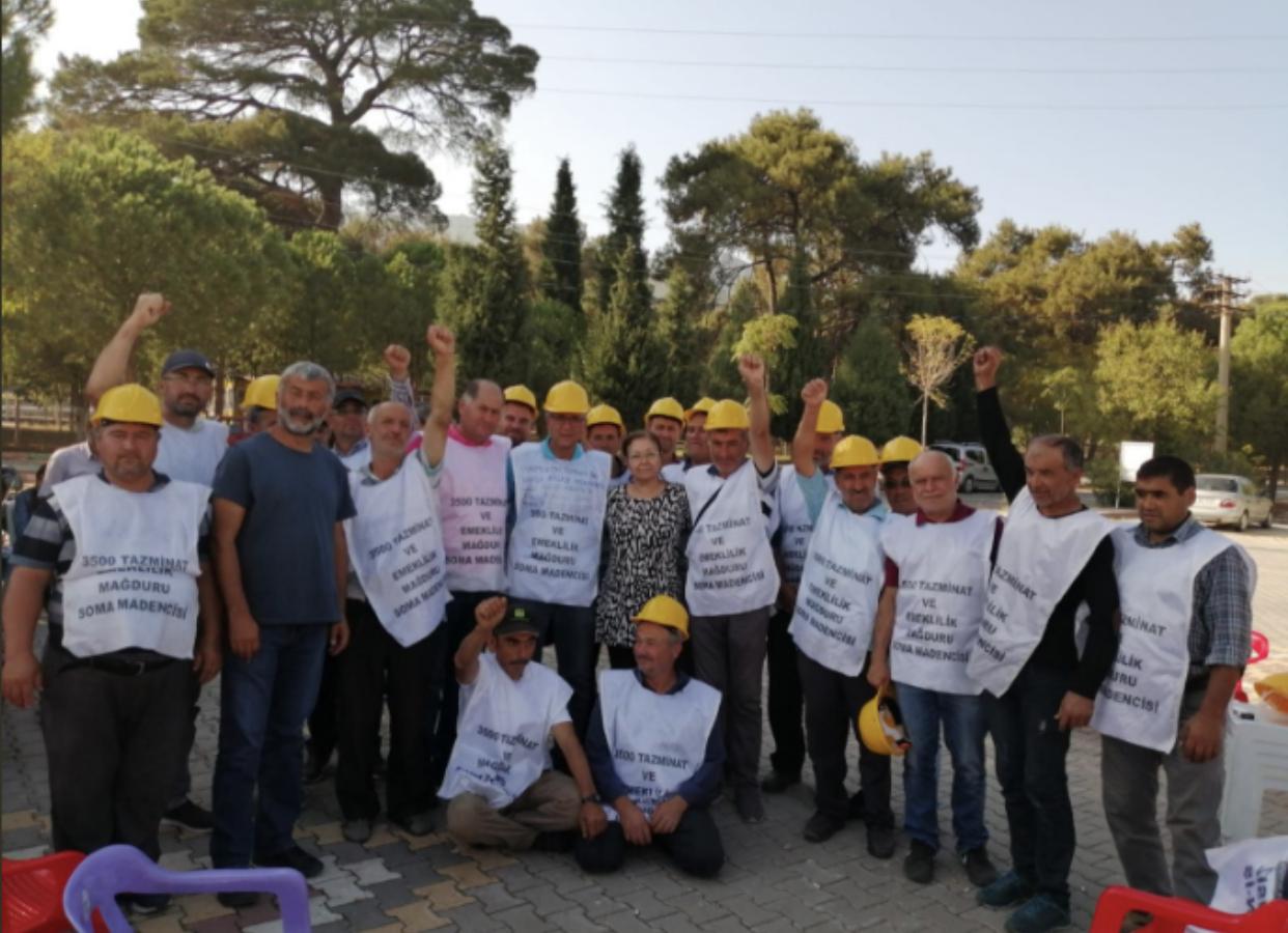 Somalı Maden İşçileri