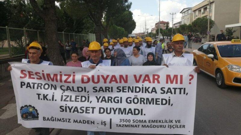 İşçiler Ekmeği İçin Ayakta, Sermaye Saldırıda:
