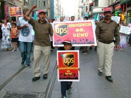Mücadeleler Dersler 2 / Kargoda Direniş ve Örgütlülük UPS Kargo: Birleşen İşçilerin Zaferi