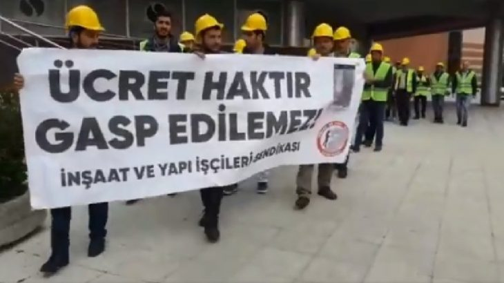 Gentes işçilerinin eylemi 6. gününde