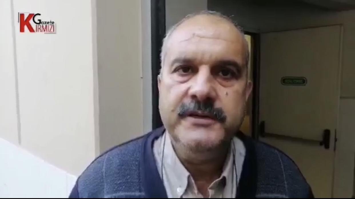 Uzel emekçisi KIRMIZI Gazete'ye konuştu