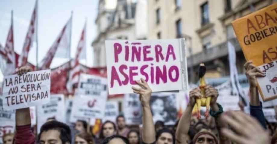 Bir Ayı Geçen Devrime Rağmen Piñera Neden Düşmüyor!