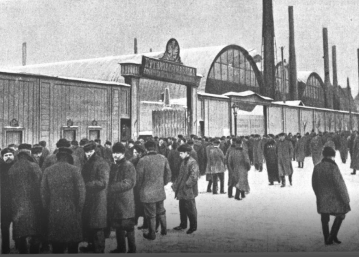 Metal İşçileri ve Rus Devrimi