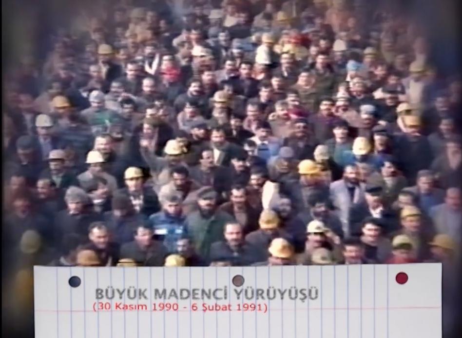 Zonguldak Madenlerinin Yiğit İşçilerine Selam Olsun