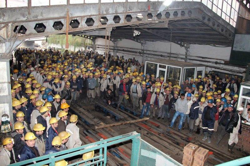 Eti Bandırma Maden İşçileri Direndi;  İdari İzin Hakkını Kazandı