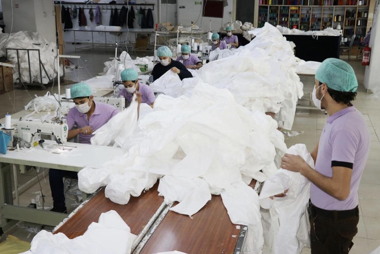 Bir Tekstil İşçisinden