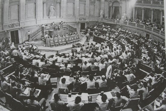 ON  CONSTITUENT ASSEMBLY SLOGAN
