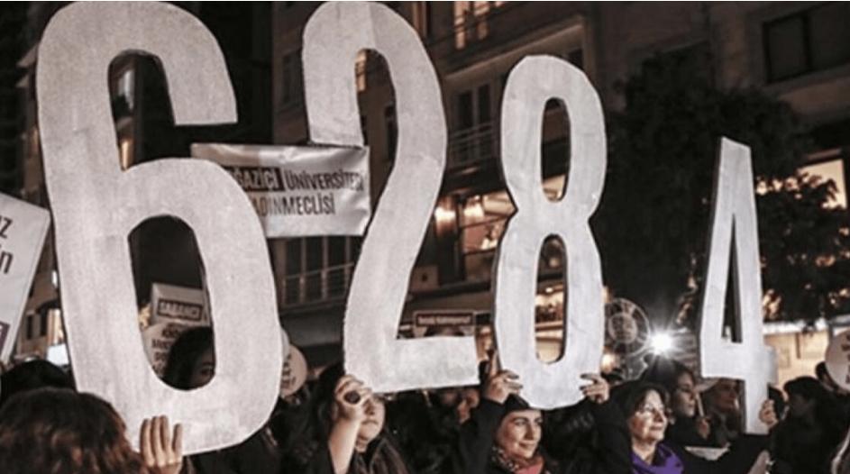 """""""Kadın Hareketi İstanbul Sözleşmesi'nin Kendisidir"""""""