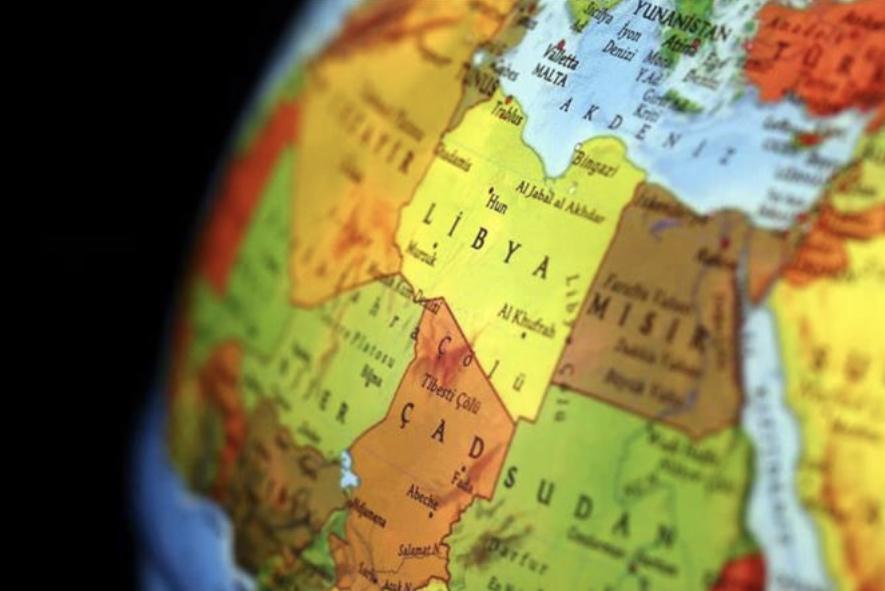 LİBYA'DA NE İŞLERİ Mİ VAR!