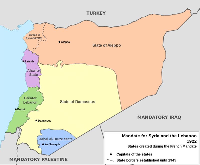 Lübnan'da Neler Oluyor ?