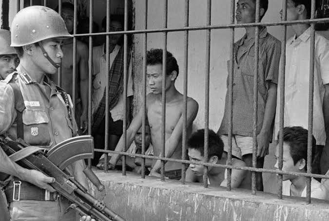 Ekim 1965; Bir Zamanlar Endonezya'da…