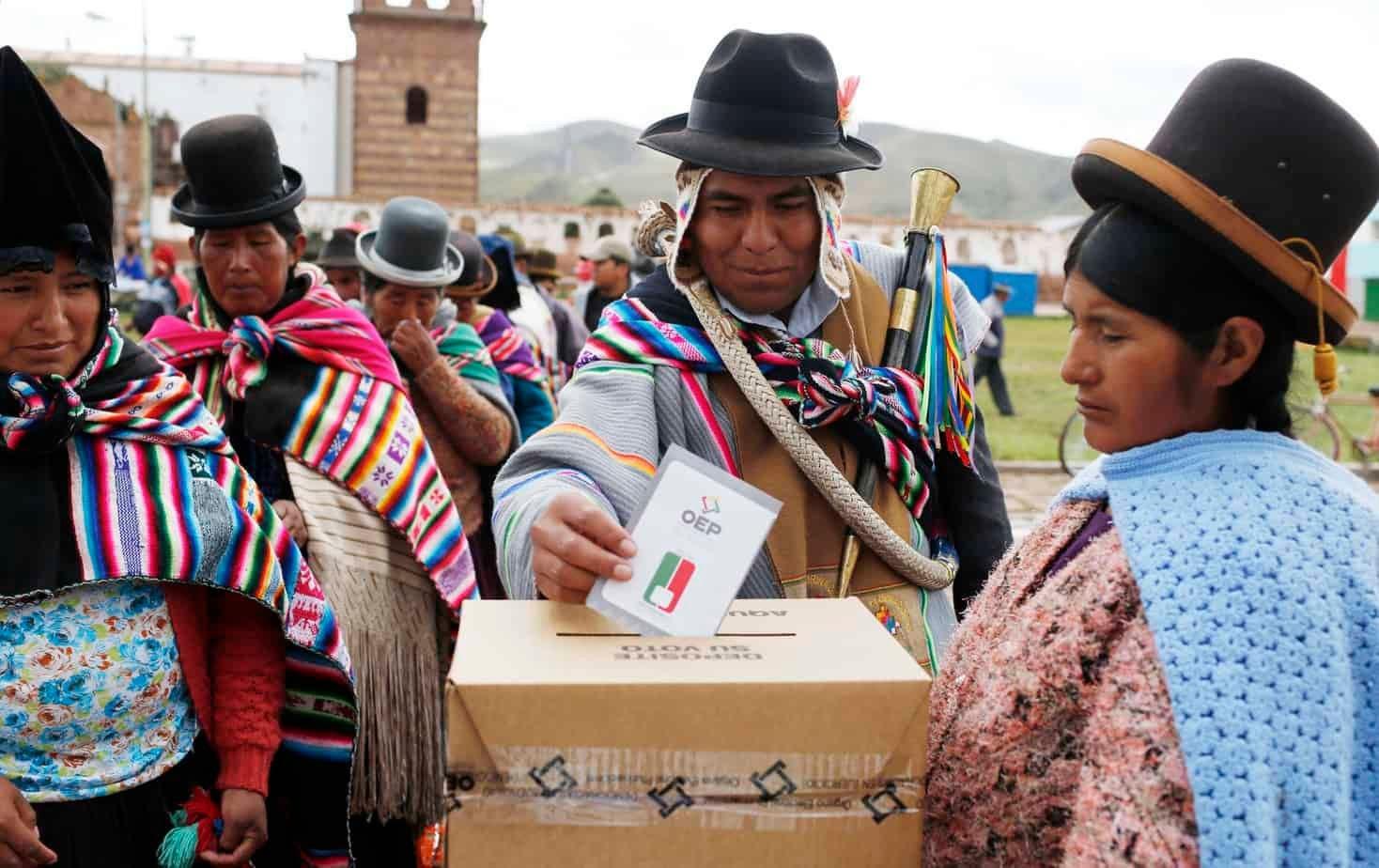Bolivya Seçimleri: Uluslararası Sağ/Faşist Dalgaya Karşı Geçici Bir Kazanım
