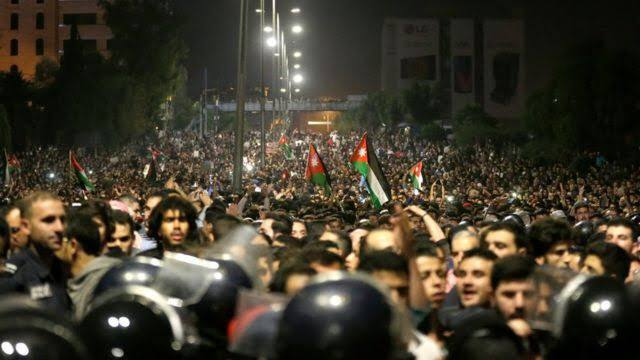 Arap Ayaklanmalarından On Yıl Sonra Ürdün