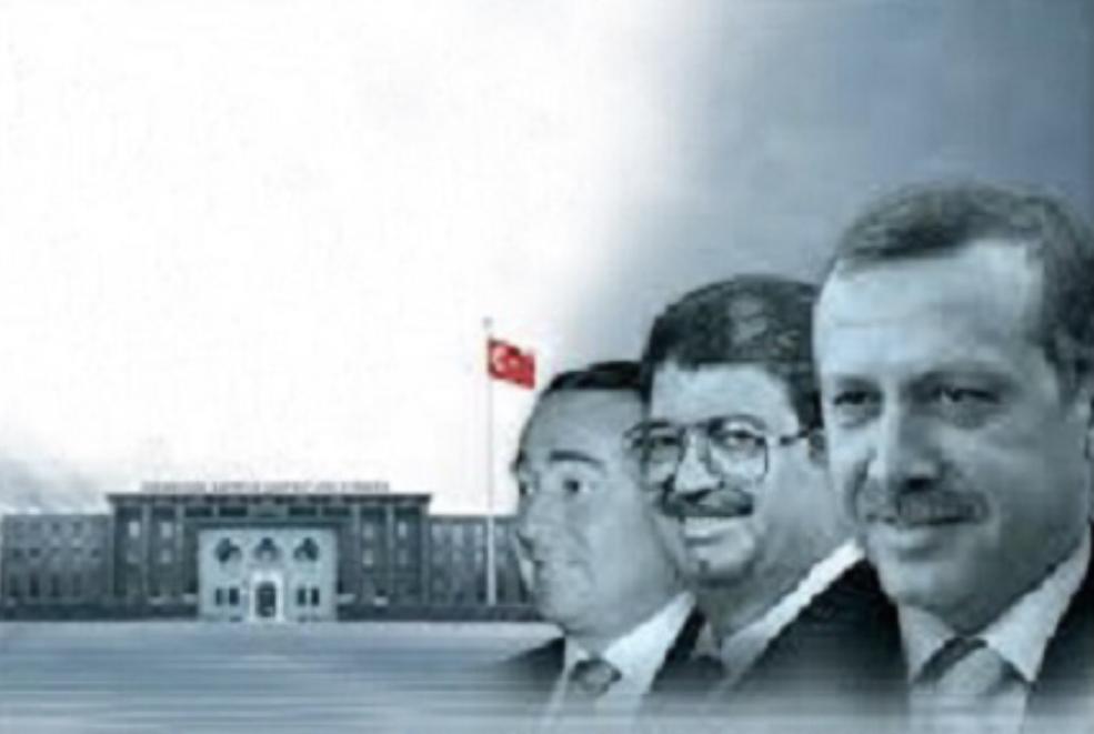 DP DEMOKRASİSİ