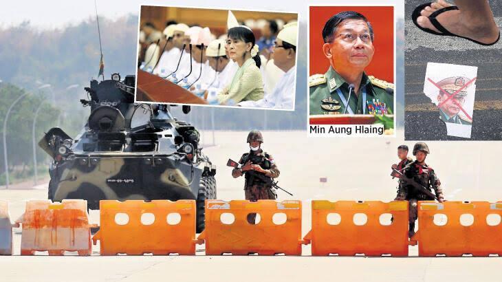 Myanmar: Askeri Bürokrasiyi, Batı Emperyalizmi Ortak Kabul Eder Mi?