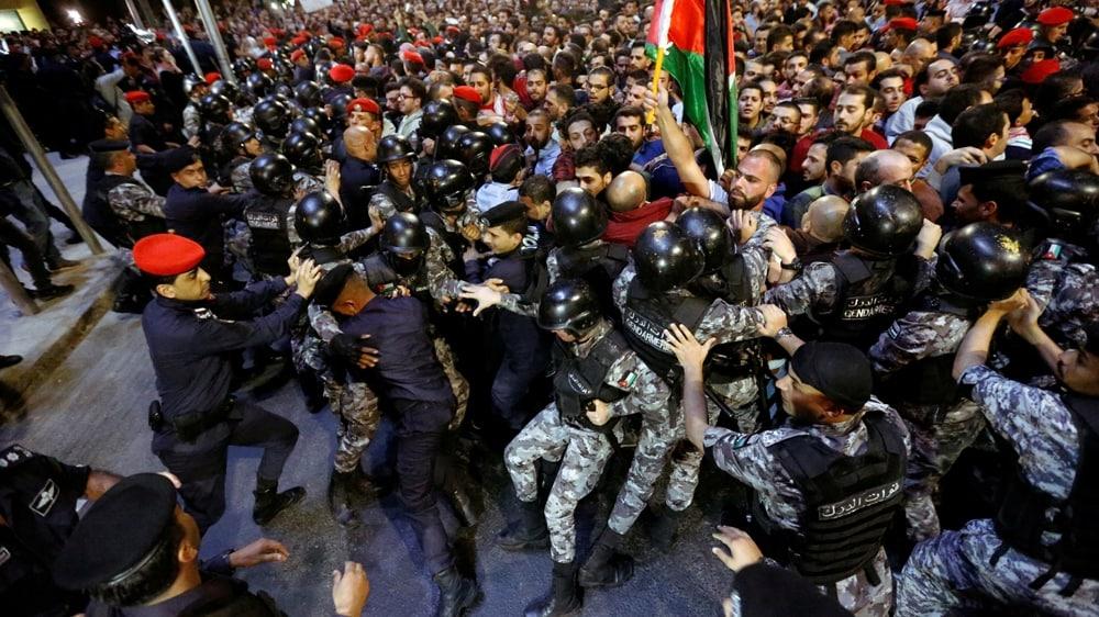 Salgının ötesinde: Ürdün'deki protestolar ve 24 Mart'taki kitle seferberliği