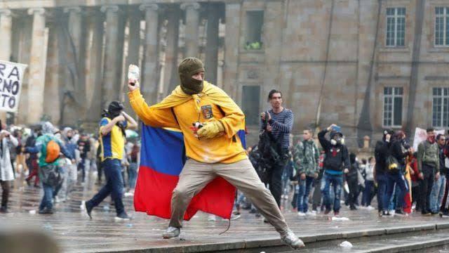 SOS Kolombiya: